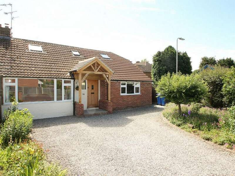 5 Bedrooms Semi Detached House for sale in Pondtail Road, Fleet, Hampshire