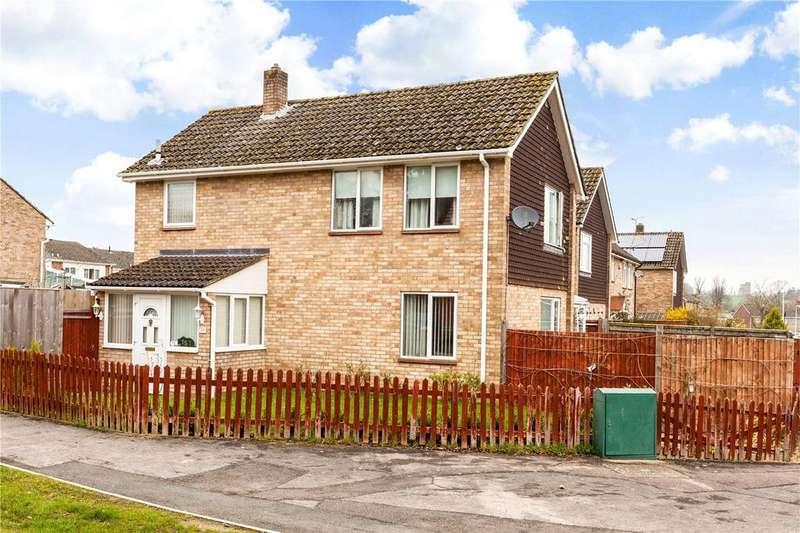 3 Bedrooms Detached House for sale in Kersey Crescent, Speen, Newbury, Berkshire, RG14