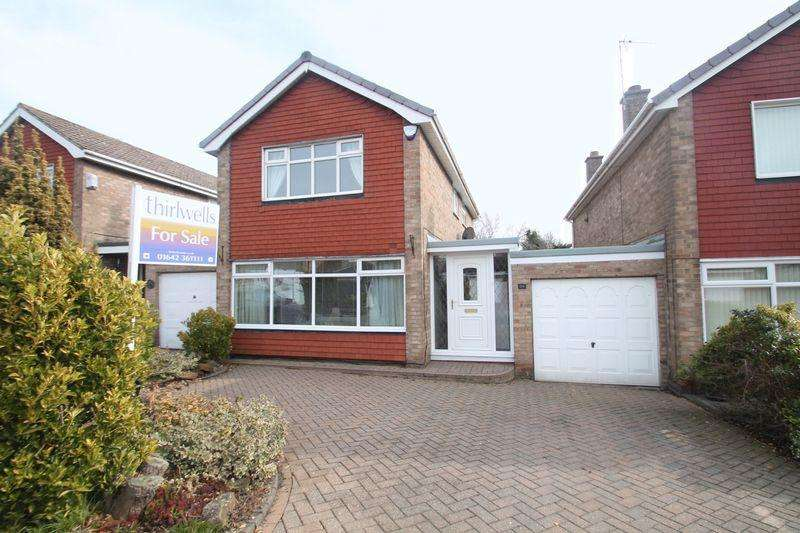 3 Bedrooms Detached House for sale in Rowlands Grove, Billingham