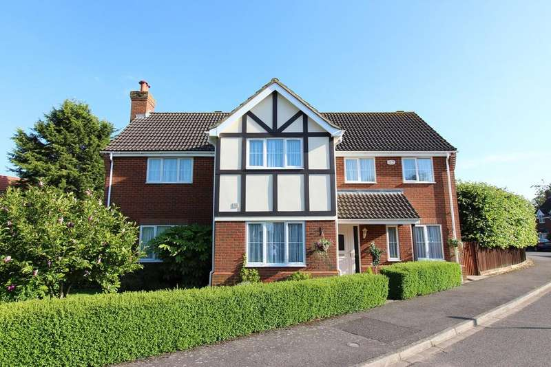 5 Bedrooms Detached House for sale in Chapel Close, Clifton, SG17