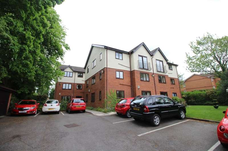 2 Bedrooms Flat for sale in Charlton Drive, Sale, M33