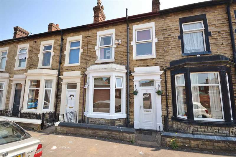 2 Bedrooms Terraced House for sale in Westminster Road, Chorley