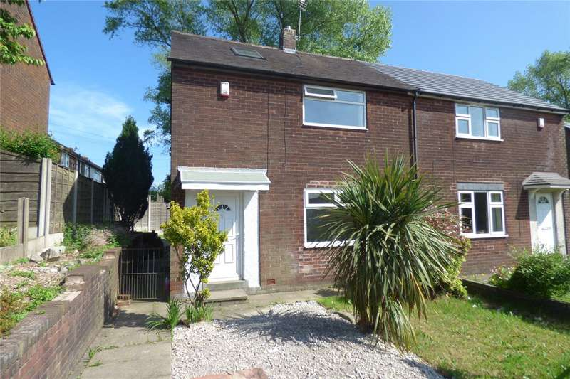 3 Bedrooms Semi Detached House for sale in Ripponden Road, Oldham, Greater Manchester, OL4