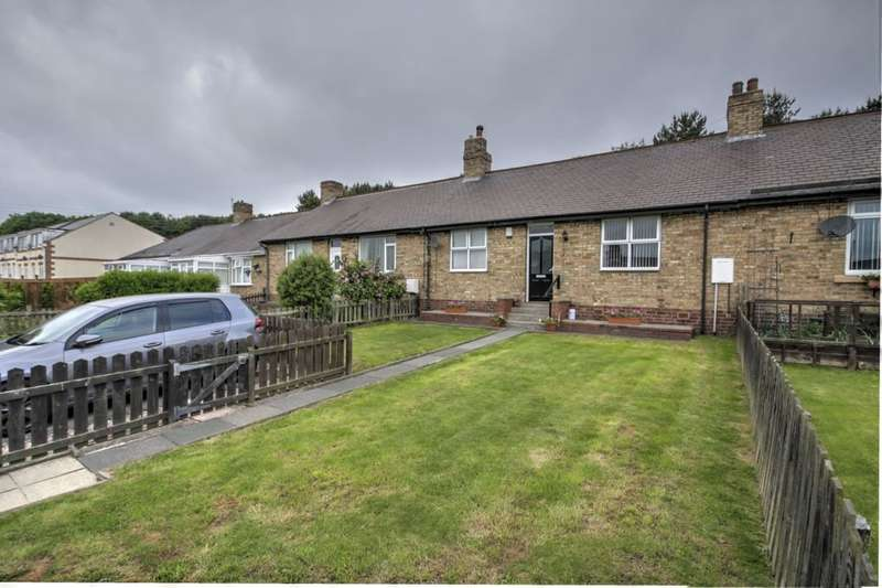 2 Bedrooms Bungalow for sale in Main Street, Crookhall, Consett, DH8