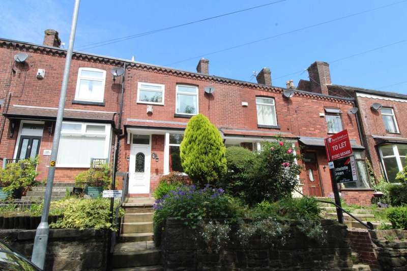2 Bedrooms Terraced House for sale in Valletts Lane, Smithills
