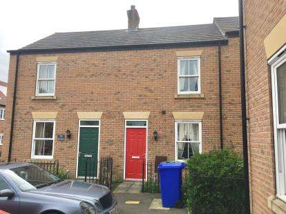 2 Bedrooms Terraced House for sale in Riverside, Boston, Lincs, England
