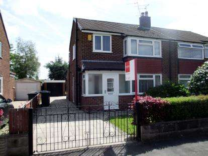 3 Bedrooms Semi Detached House for sale in Withycombe Road, Penketh, Warrington, Cheshire