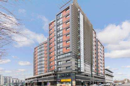 2 Bedrooms Flat for sale in Lancefield Quay, Finnieston