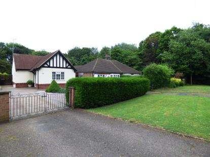 2 Bedrooms Bungalow for sale in Gurnard Leys, Peterborough, Cambridgeshire