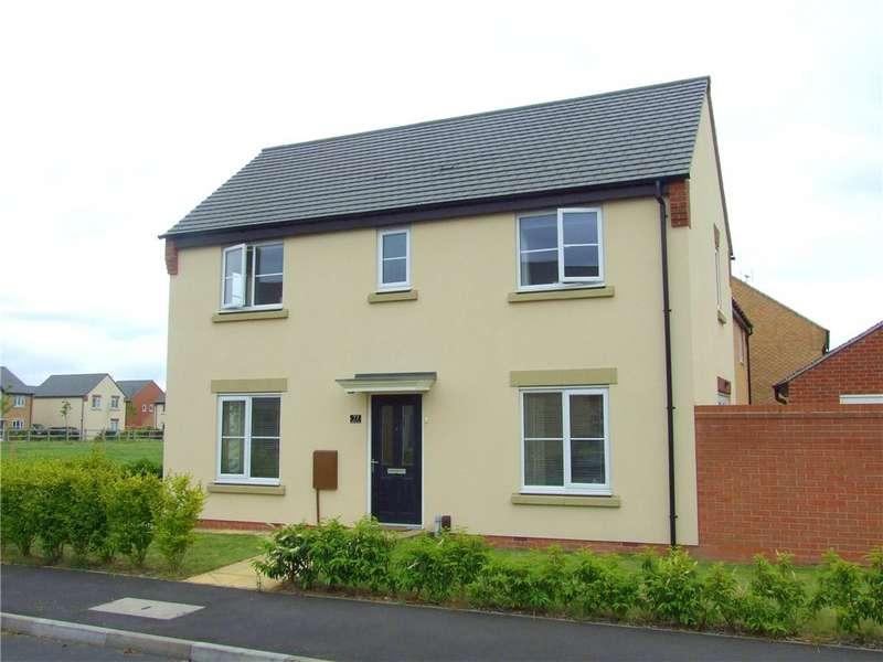 3 Bedrooms Detached House for sale in Merevale Way, Stenson Fields, Derby, DE24