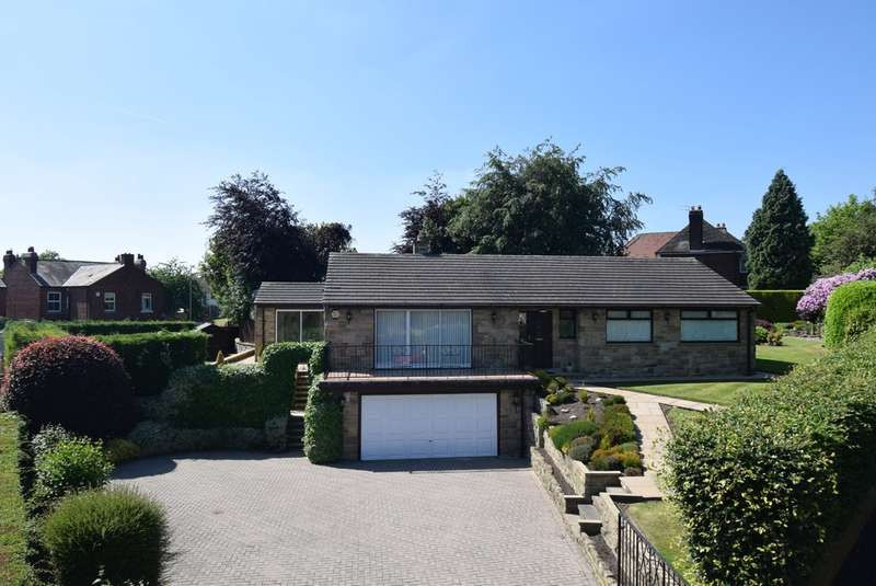 3 Bedrooms Detached Bungalow for sale in Broomhall Crescent, Wakefield