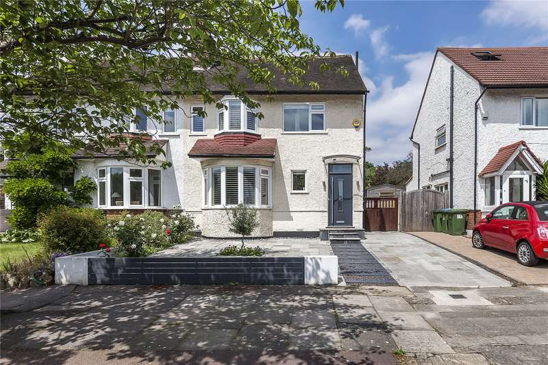 4 Bedrooms Semi Detached House for sale in Westbrook Road, London, SE3
