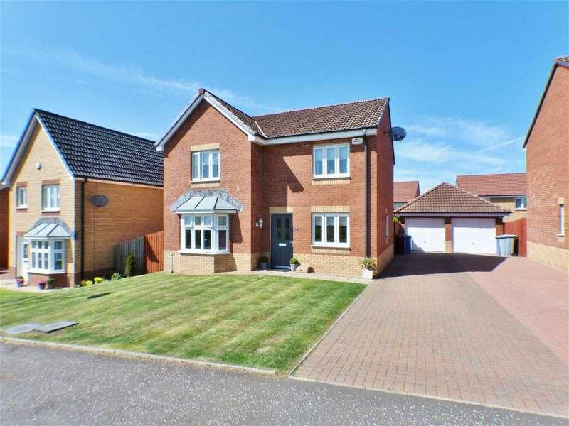 5 Bedrooms Detached House for sale in Fairgrove Drive, Lindsayfield, EAST KILBRIDE