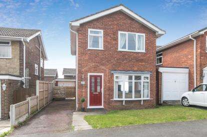 3 Bedrooms Detached House for sale in Dafydd Close, Bryn-y-Baal, Mold, Flintshire, CH7