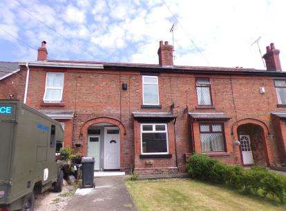 2 Bedrooms Terraced House for sale in Rose Mount, Brook Street, Buckley, CH7