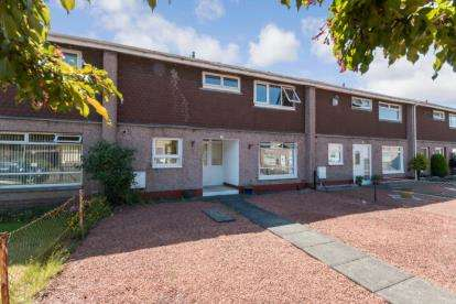 3 Bedrooms Terraced House for sale in Macphail Drive, Kilmarnock, East Ayrshire