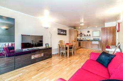 1 Bedroom Flat for sale in 2 Isaac Way, Ancoats, Manchester, Greater Manchester