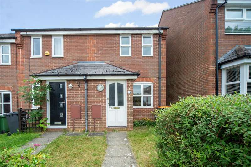 2 Bedrooms End Of Terrace House for sale in Catchacre, Dunstable