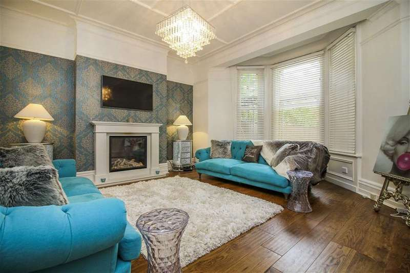 6 Bedrooms Terraced House for sale in Grosvenor Place, Jesmond, Tyne And Wear