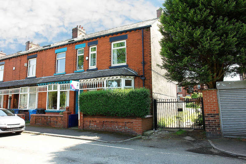 2 Bedrooms End Of Terrace House for sale in St Annes Avenue, Royton