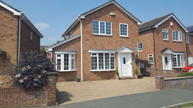 4 Bedrooms Detached House for sale in Wheatlands, Great Ayton, Middlesbrough, North Yorkshire, TS9