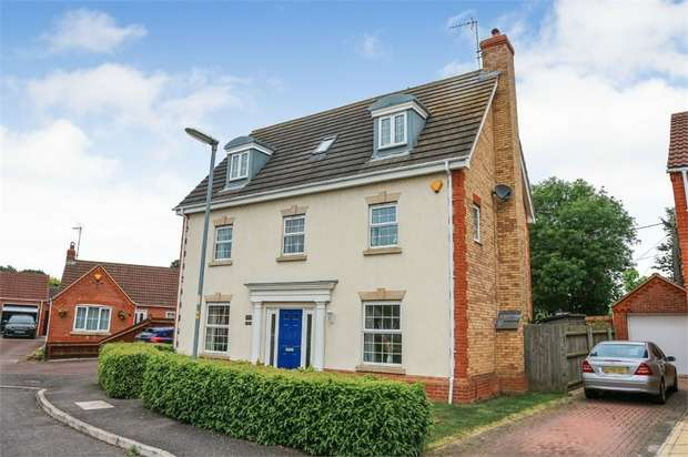 5 Bedrooms Detached House for sale in Riverside Park, Spalding, Lincolnshire