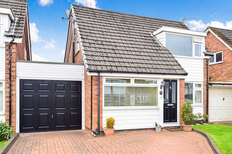 3 Bedrooms Detached House for sale in Caldy Road, Handforth, Wilmslow, SK9