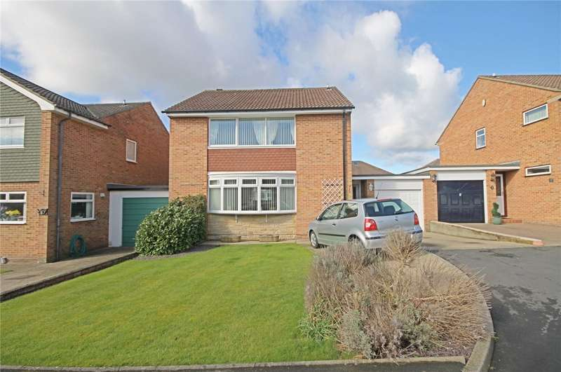 4 Bedrooms Detached House for sale in Westfield Drive, Darlington, County Durham, DL3