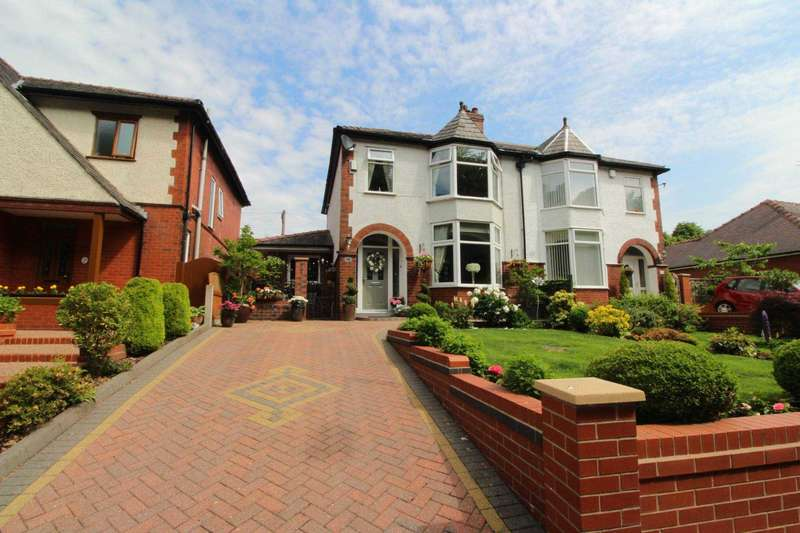 3 Bedrooms Semi Detached House for sale in Church Road, Bolton
