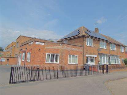 3 Bedrooms Semi Detached House for sale in Lydford Road, Leicester, Leicestershire