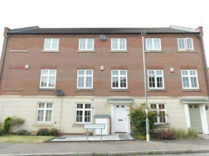 4 Bedrooms Terraced House for sale in Lawson Close, Sileby, Loughborough, Leicestershire