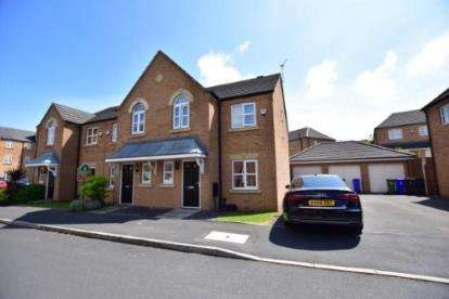 3 Bedrooms Mews House for sale in Lady Lane, Audenshaw, Manchester, Greater Manchester