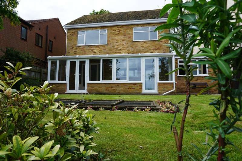 3 Bedrooms Detached House for sale in The Bank, Parson Drove, Wisbech, Cambs, PE13 4JD
