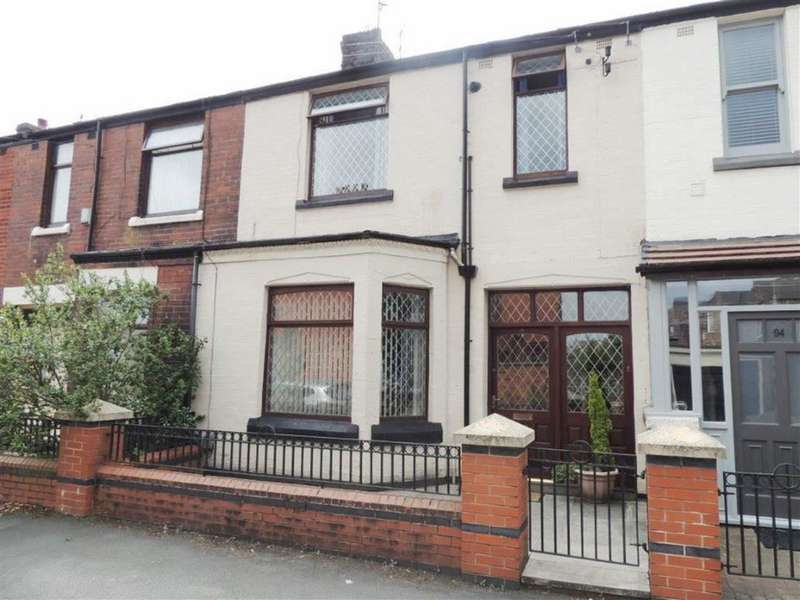 3 Bedrooms Terraced House for sale in Neston Street, Delalmere Park, Manchester