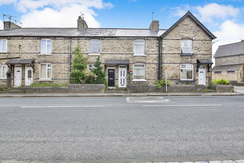 2 Bedrooms Terraced House for sale in Albert Terrace, Esh Winning, Durham, DH7
