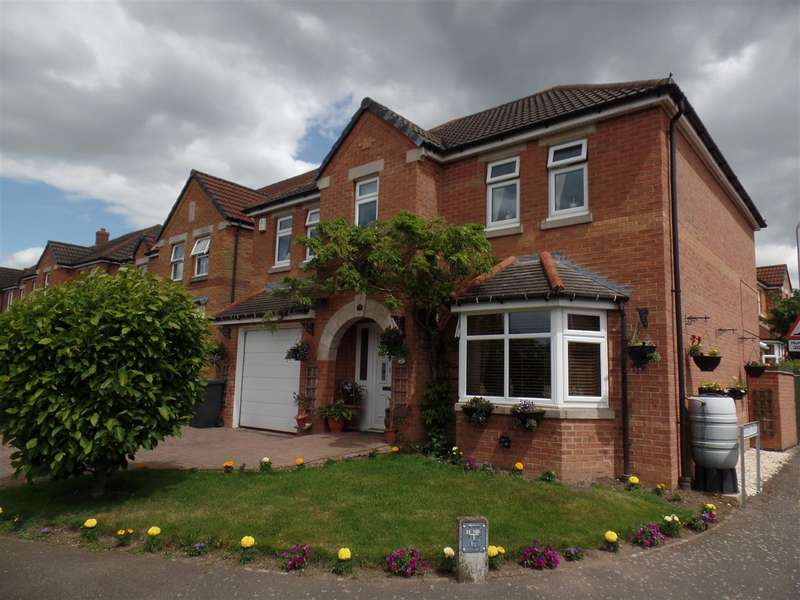 4 Bedrooms Property for sale in Carram Way, Lincoln