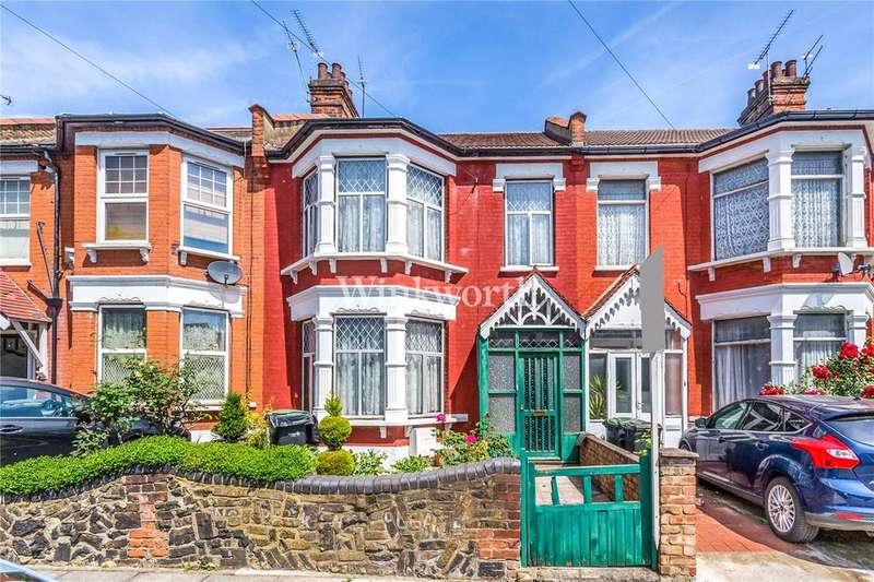 3 Bedrooms Terraced House for sale in Belsize Avenue, London, N13