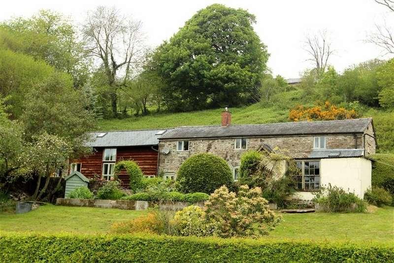 4 Bedrooms Land Commercial for sale in Bwlch-Y-Ddar, Llangedwyn, Oswestry