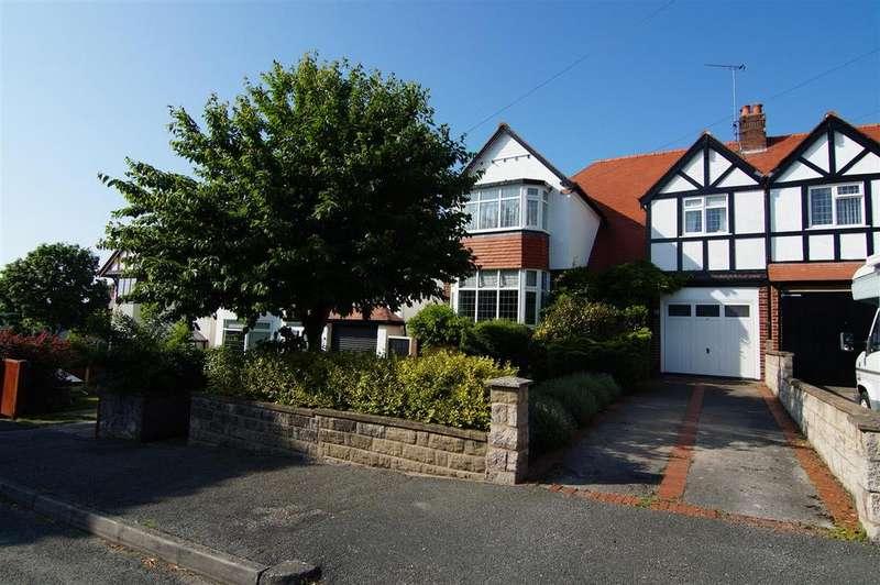 4 Bedrooms Semi Detached House for sale in Coed Mor Drive, Prestatyn