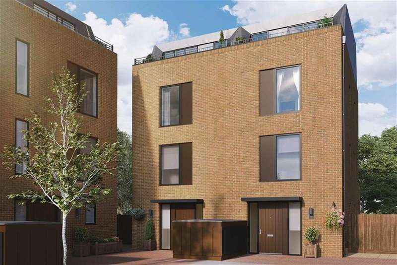 4 Bedrooms House for sale in Totteridge Place, High Road, Whetstone, London