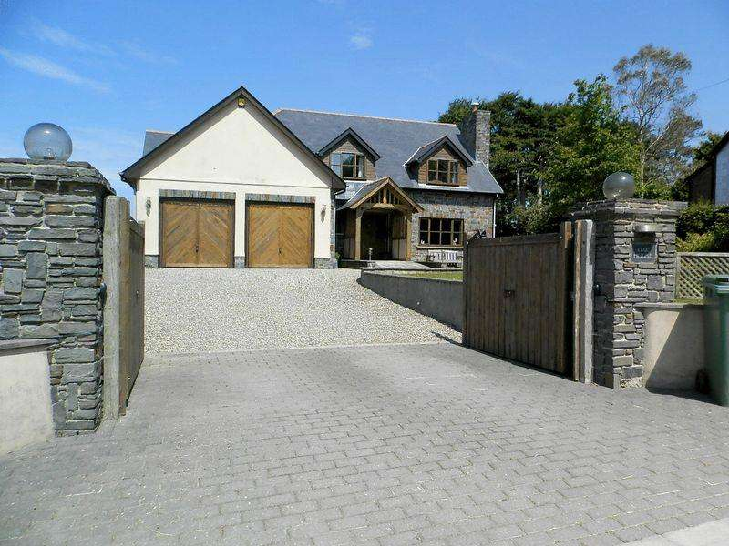 4 Bedrooms Detached House for sale in Beulah, Newcastle Emlyn