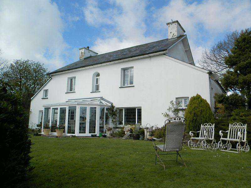 5 Bedrooms Detached House for sale in Silian, Lampeter