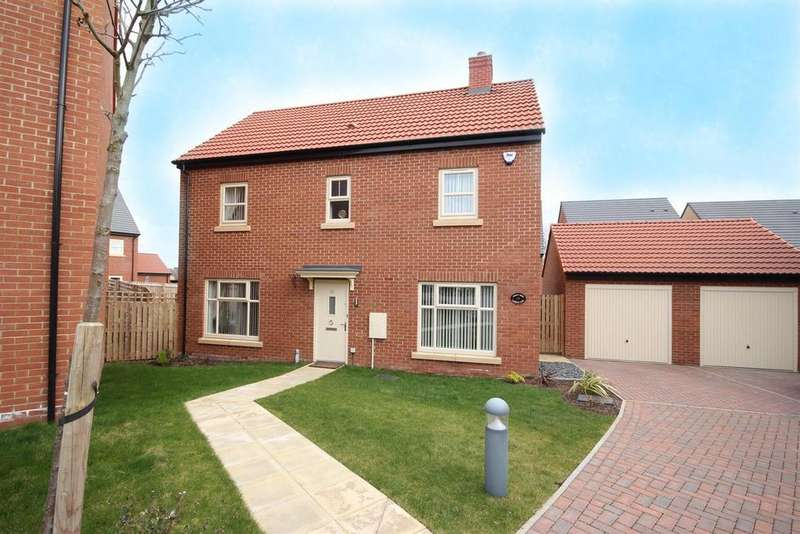 3 Bedrooms Detached House for sale in Lambeth Close, Mackworth, Derby