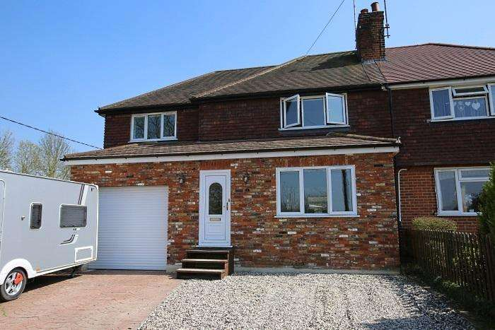 4 Bedrooms Semi Detached House for sale in BIRDS GREEN, WILLINGALE CM5