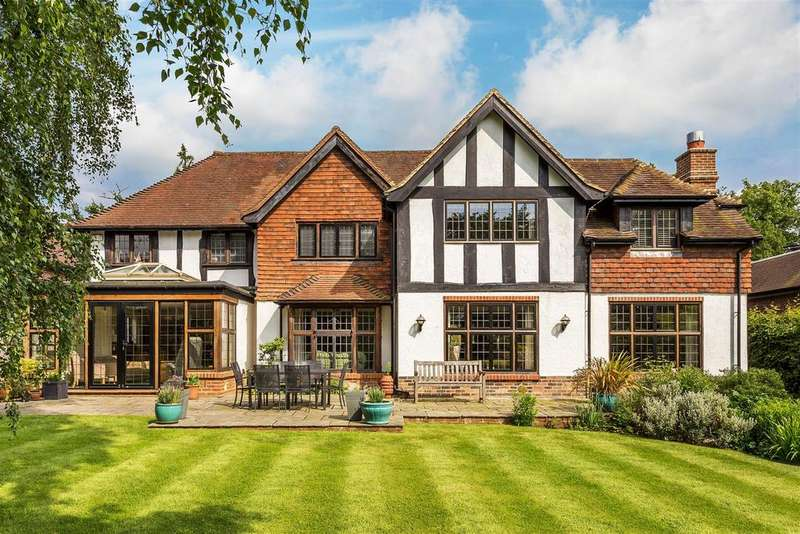 5 Bedrooms House for sale in Forest Road, East Horsley