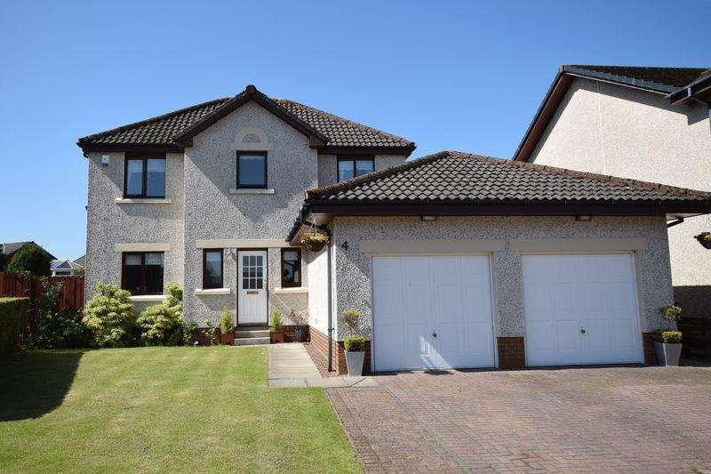 5 Bedrooms Detached Villa House for sale in 4 Golfloan, Stewarton KA3 5DZ