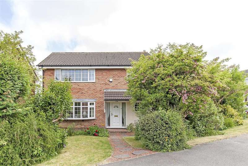 4 Bedrooms Detached House for sale in Woodbridge Rise, Walton, Chesterfield