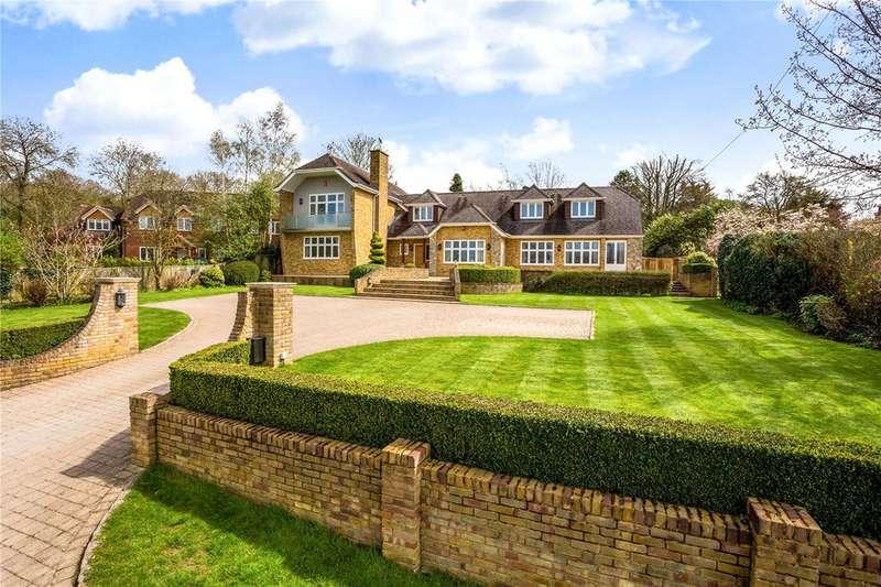 6 Bedrooms Detached House for sale in Bedwins Lane, Cookham Dean, Berkshire, SL6