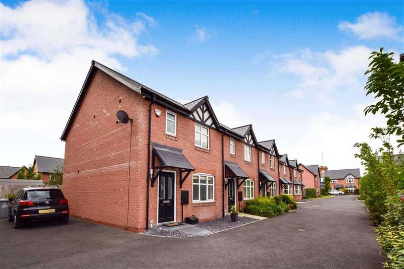 3 Bedrooms End Of Terrace House for sale in Maximus Drive, Altrincham, Cheshire, WA14