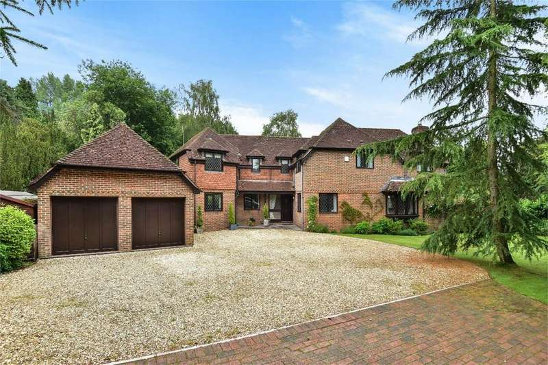 4 Bedrooms Detached House for sale in Haccups Lane, Michelmersh, Romsey, Hampshire
